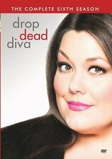 DROP DEAD DIVA - COMPLETE SEASON 6 -  DVD - UK Compatible - New & sealed