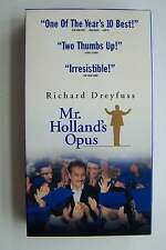 Mr Holland's Opus VHS Video Tape 1996