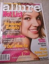 Allure magazine | June 2000 Britney Spears Sexy Piece of Me Young hot Britney