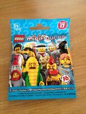 LEGO mini figures SERIES 17 71018 Circus Strong Man.sealed