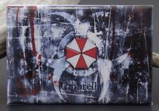 "Umbrella Corporation - 2"" X 3"" Fridge / Locker Magnet. Resident Evil"