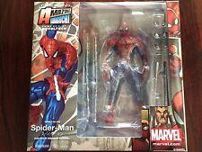 NEW 2017 Kaiyodo Revoltech Marvel Legends Amazing Spider-Man Japan YAMAGUCHI