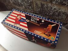 Vintage 80's #BATTERY OPERATED STAR BALL BASEBALL console #NRFB NIB ultra rare