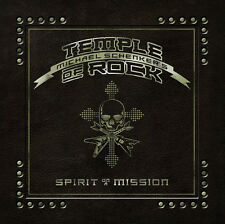 Spirit On A Mission - Michael / Temple Of Rock Schenke (2015, CD NEUF)2 DISC SET