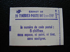FRANCE - timbre yvert et tellier carnet n° 2101 n** (Z2) stamp french (A)