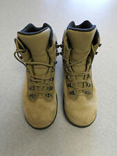 """Merrell """"Quest 2"""" tan leather and mesh, Goretex, hiking boots. Women's 7.5"""