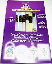 DMC Embroidery Floss Light Effects PEARLESCENT COLLECTION 6 Skeins