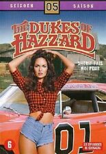 THE DUKES OF HAZZARD : COMPLETE SEASON 5   -  DVD - PAL Region 2 sealed