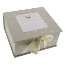 Twinkle Twinkle Little Star Keepsake Memory Box Mummy Baby Shower Gift Boy Girl