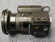 Panasonic TV ZOOM LENS 10.5 84mm 1:1.4 10.5 Macro Manual focus zoom aperture 8x