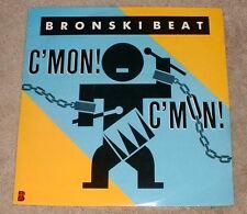 """Bronski Beat C'Mon C'Mon  2mixes, Something Special 12"""""""