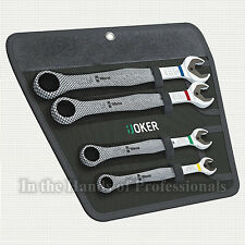 wera tools 05073290001 JOKER metric ratcheting combo wrenches color coded