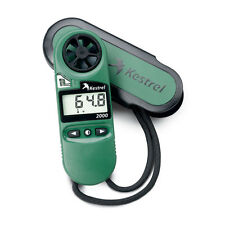 Kestrel 2000 Pocket Wind & Temperature Meter / Thermo Anemometer (0820)