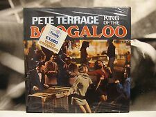 PETE TERRACE - KING OF THE BOOGALOO LP SIGILLATO SEALED FAMILY RECORDS SS 560