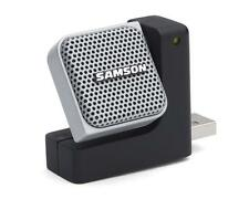 Samson Go Mic Direct USB Condenser Laptop Microphone - Ideal For Skype - New!
