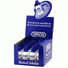 Caflon Ear Care Solution For After Piercing 30ml x 20 box SAME DAY DISPATCH