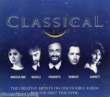 The Classical Album - The Greatest Artists on 1 Double Album (CD