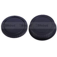 New Type EF EF-S Rear Lens Cap+Camera Body Cover f Canon EOS 60D/50D/40D/30D/20D