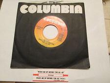 Wham (George Michael) Wake Me Up Before You Go Go  Orig US w/Orig Jukebox strip