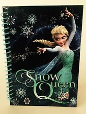 Disney Frozen Elsa Snow Queen Journal Diary Notebook 48 Pages Ruled Lined