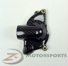 2003-2006 Ducati 749 999 Water Pump Case Cover Panel Fairing 100% Carbon Fiber