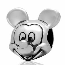 ANDANTE-STONES MASSIV 925 SILBER BEAD MICKY MAUS MICKEY MOUSE #3461 + GESCHENK
