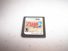 The Legend of Zelda Phantom Hourglass (Nintendo DS) Lite DSi XL 3DS 2DS Game