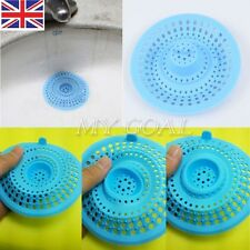 Silicone Hair Catcher Stopper Plug Bath Shower Drain Filter Hair Trap 2 ways Use