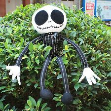 The Nightmare Before Christmas Large Jack Skellington Halloween Stuffed Doll Toy