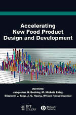 Accelerating New Food Product Design and Development, Jacqueline H. Beckley