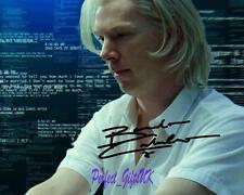 Benedict Cumberbatch Fifth Estate SIGNED AUTOGRAPHED 10X8 REPRO PHOTO PRINT