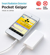Pocket Geiger Counter for iOS ☢ Transform iPhone/iPad into a Radiation Detector