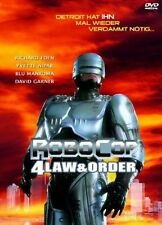 RoboCop 4 Law & Order ( Action-Sci-Fi ) mit Jason Blicker, Catherine Swing NEU