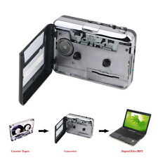 NEW USB AUDIO CASSETTE TAPE CONVERTER TO iPOD CD MP3 WALKMAN PORTABLE PLAYER SY