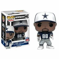 FUNKO POP NFL DALLAS COWBOYS DEZ BRYANT NFL WAVE 3 POP VINYL FIGURE 10219