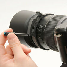 Follow Focus & Zoom DSLR Lens Manual Shifter Kit Foton F-Ring 50 - 53.5 mm