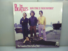 BEATLES-HOW PINK IS YOUR PANTHER?. 1968 RARITIES.-CLEAR VINYL LP-NEW.SEALED
