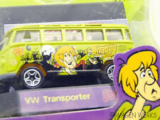 VW Bus Matchbox - VW Micro Bus Scooby-Doo Shaggy 2000 -Rare