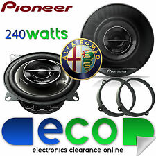 "PIONEER Alfa Romeo 147 2000-2014 6.5"" 17cm 240 watts Front Door Car Speakers"