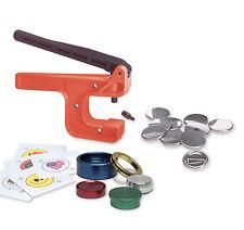 """Badge-A-Minit 1 1/4"""" Button Maker Hand Press Starter #1002"""