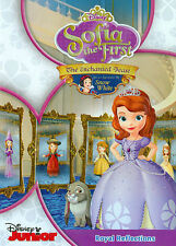 Sofia the First: The Enchanted Feast DVD