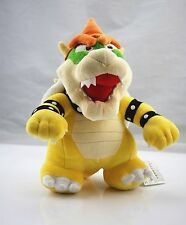 Super Mario Brothers Standing King Bowser Koopa Plush Toy