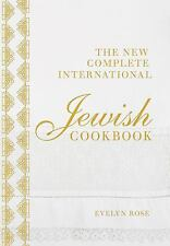 The New Complete International Jewish Cookbook, Rose, Evelyn, New Books