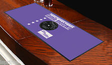 TAMLA MOTOWN FRANK WILSON PURPLE BAR RUNNER IDEAL FOR ANY OCCASION PARTY'S PUBS