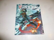2000 AD Comic - PROG 2000 - Date 28/09/2016 - UK Paper Comic