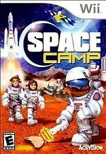 Space Camp (Nintendo Wii, 2009) BRAND NEW SEALED