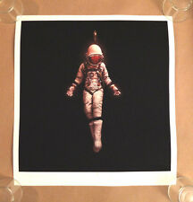 Jeremy Geddes - FALL Floating Astronaut Bird Space Giclee Print - S/N