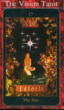 The Vision Tarot, RARE, OOP,  new and sealed