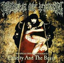 Cradle of Filth - Cruelty and the Beast (2)CD
