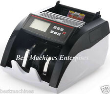 BME Value Count Mix Note/Cash Counting Machine with Fake Detection
